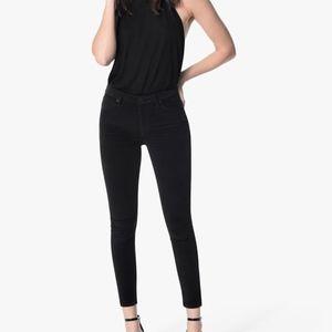 Joe's Jeans Black Skinny Stretch Pants Size 26